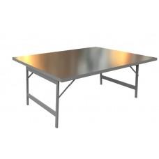 Tavoli Pieghevoli Da Mercatino.Banchi Da Mercato In Alluminio Pieghevoli